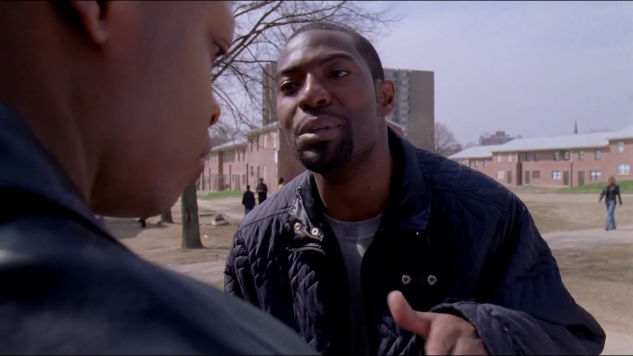 Download The Wire - Early days of Bodie being beat by the Baltimore PD