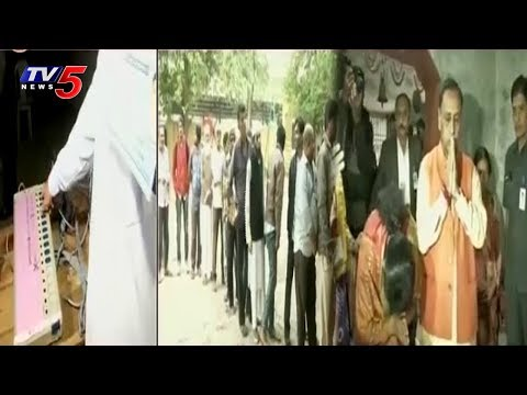 First Phase Assembly Elections Polling Started In Gujarat | TV5 News