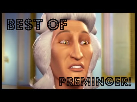 Best of Preminger-The Princess and the Pauper