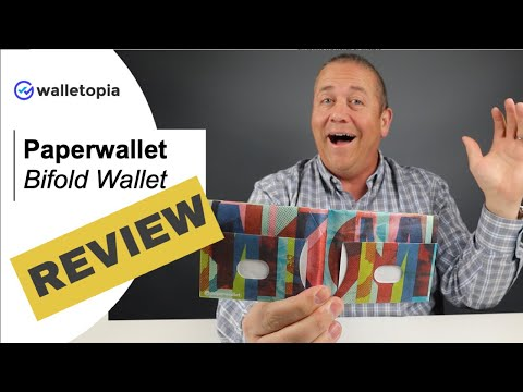 Is the Paperwallet too fragile?