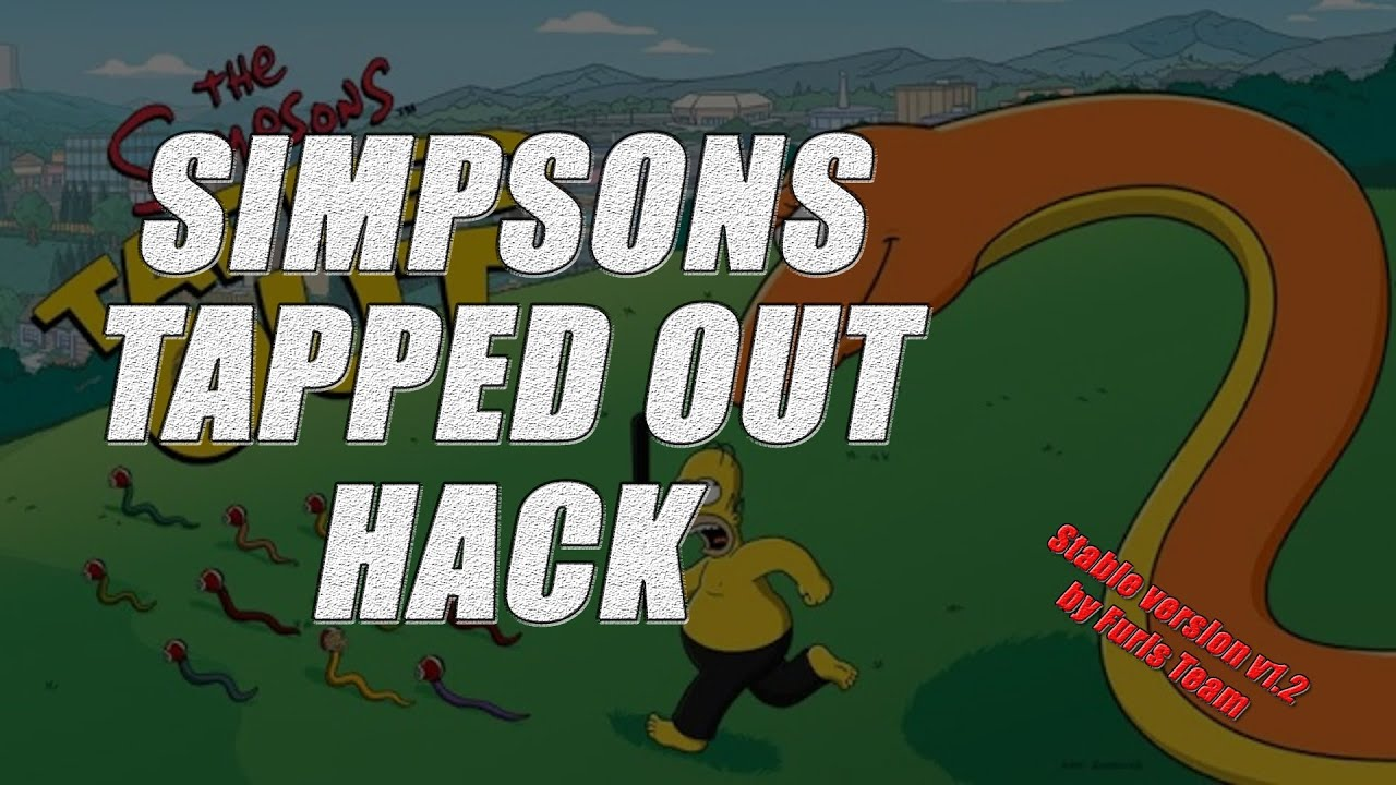 Simpsons Cheats