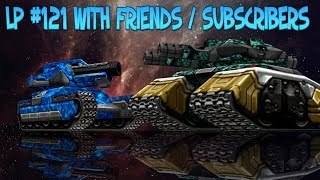 Tanki Online LP #121 WITH FRIENDS