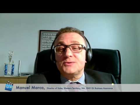 Interview: Manuel Marco -- Critical Upgrade for ISO 9001-Certified Organizations