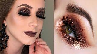 Eye Makeup Tutorials for Beginners ## Black Smokey Eye || 2