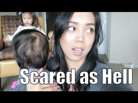 Scared as Hell - April 24, 2015 - ItsJudysLife Vlogs