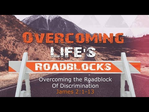 "July 2, 2017 ""Overcoming the Roadblock of Discrimination"""