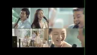 Quảng Cáo Samsung Smart TV with Ngô Thanh Vân