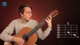 Уроки игры на гитаре с нуля для начинающих!