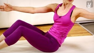 Pilates Body Shape Mittelstufe: Sexy Körper für den Sommer