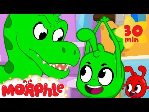 Too Many Orphle's - Morphle vs Orphle | Cartoons for Kids | My Magic Pet Morphle