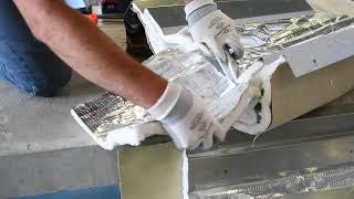 Fire Barrier-17 Floor Splice Install - Construction Specialties