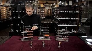 видео Где купить охотничий нож в Екатеринбурге