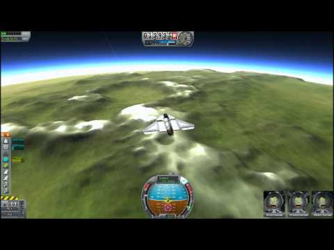 Kerbal Space Program - The 'Secret' Space Center