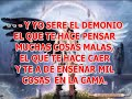 KARAOKE ANGEL O DEMONIO LUISITO MUÑOZ Y FREDDY MONTOYA