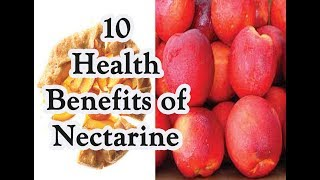 10 Health Benefits of Nectarines || nectarine good for diabetes || plum health benefits