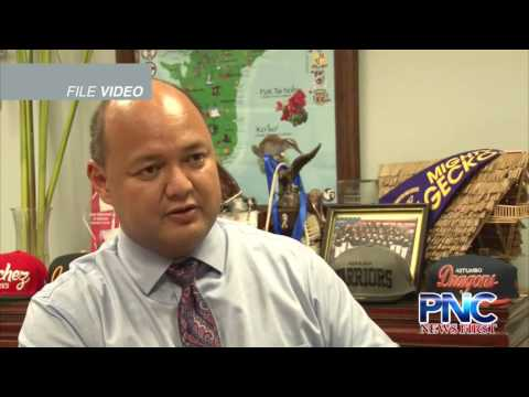 Lawmakers Grill Guam Education Board for Handling of Superintendent Case