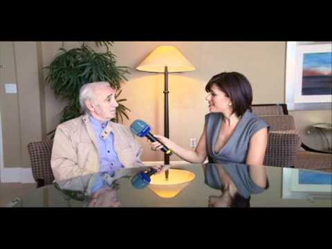 Interview with Charles Aznavour.avi