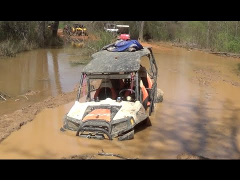 Mud Nats 2015 Highlights! Broken, Worst Stuck, Bloopers!