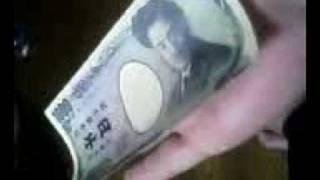 レイキでお札を曲げる☆ thumbnail