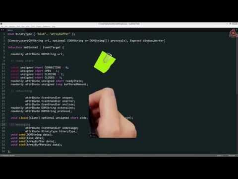 Crear WebSockets de lado del Cliente y del Servidor