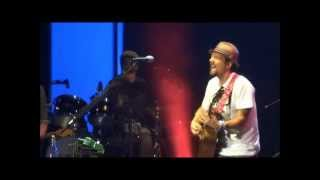 NEW SONG: Jason Mraz - I Take The Music (Live @ Sydney Entertainment Centre)