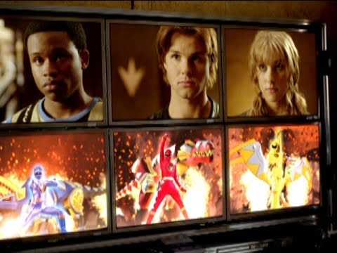 Power Rangers Dino Thunder - Power Rangers History | Legacy of Power Episode | Jason David Frank