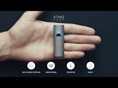 Atmotube - Portable Air Pollution Monitor  | Indiegogo