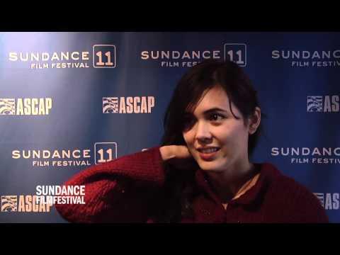 Priscilla Ahn at the Sundance ASCAP Music Cafe