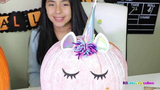 Halloween/Fall Pumpkin Decoration with Mommy|B2cutecupcakes