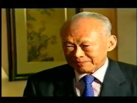 Mr. Lee Kuan Yew's interview with Mr. Tim Sebastian on BBC HARDTalk