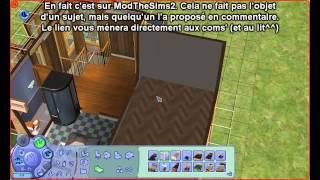 Déco-Sims2 - [Saison 1] Episode 06