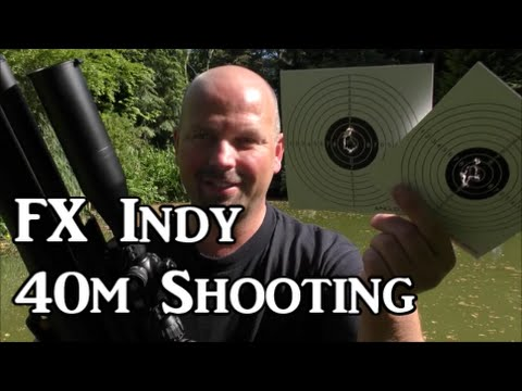 Fx Indy Matching Pellet Weight To Power Youtube