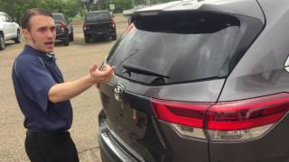 2017 Toyota Highlander Limited | Luxury SUV | Wetaskiwin, AB