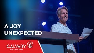 A Joy Unexpected - Philippians 1:1 - Skip Heitzig