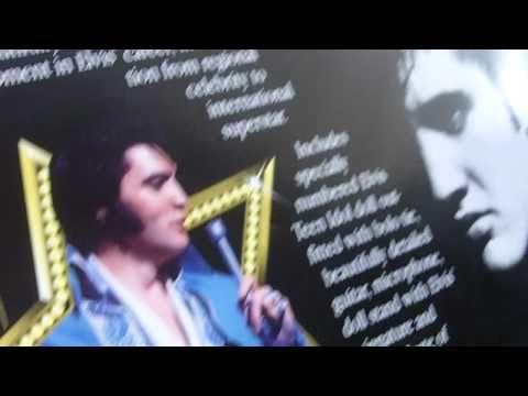 Elvis Teen Idol Doll Hasbro 1993