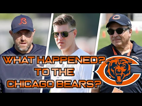 What's WRONG with the Chicago Bears? // A Football Analysis