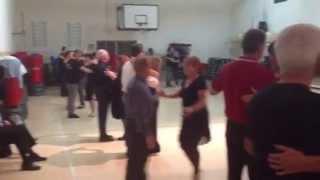 http://www.albertomalacarne.it/tango.html - Corsi Tango Argentino - Livello Intermedi 28/11/2014 - 1