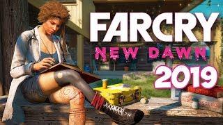 Far Cry New Dawn - ГРАФИКА НА ВЫСОТЕ - СМЫСЛ ТОТ ЖЕ - ВЫЖИВАНИЕ #1