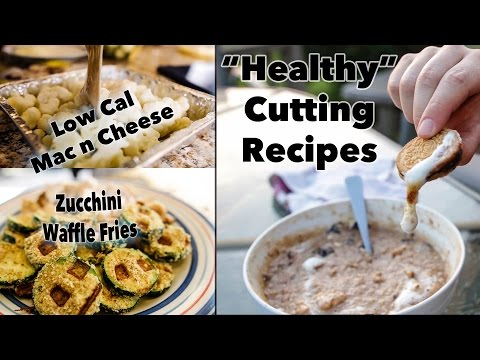 Full Day Of Eating & Low Calorie IIFYM Recipes (Cutting Intermittent Fasting Style)