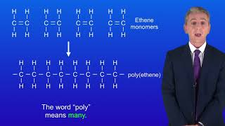 """GCSE Science Revision Chemistry """"Addition Polymers"""" (Triple)"""