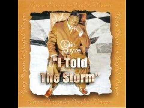I Told The Storm - Greg O'Quin 'N Joyful Noize