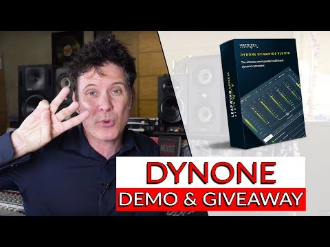 Leapwing Audio's DYNONE Demo & Giveaway - Warren Huart: Produce Like A Pro