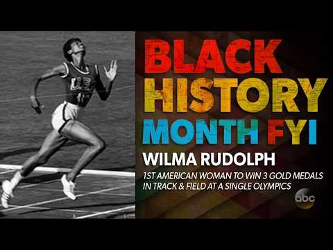 Black History Month FYI: Wilma Rudolph | The View