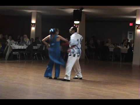 Besame Mucho- Salsa danced by Fandango & Co.