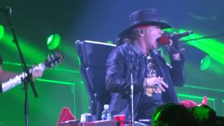 "AC/DC + Axl ROSE ""dirty deeds done dirt cheap"" Sevilla Estadio La Cartuja 10-05-2016"
