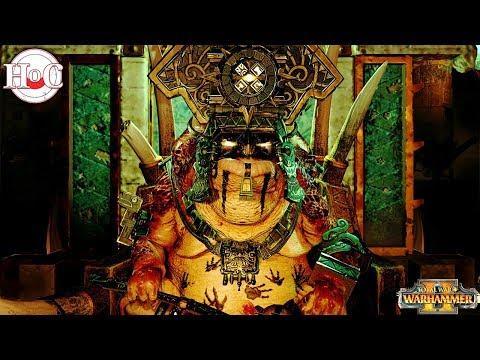 Total War Warhammer 2 - Mazdamundi Skill Tree and Stats