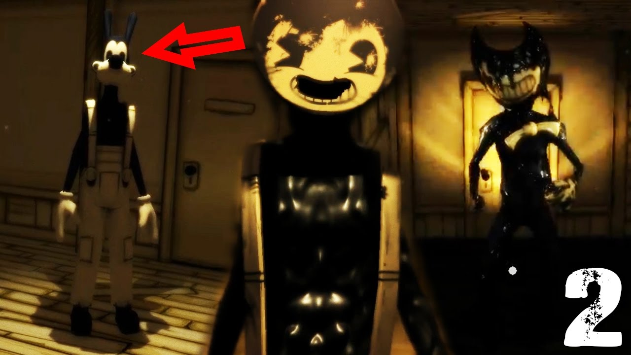 Bendy and the Ink Machine: Chapter Two 2017 pc game Img-4