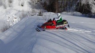 Rc Snowmobile Skidoo New Bright Brushless Ezrun  Volts Big Jump