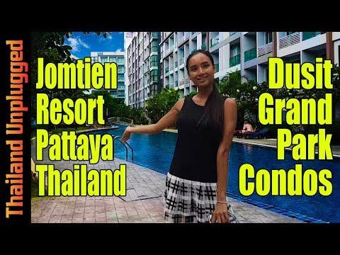 Dusit Grand Park Condos a Jomtien Resort Pattaya Thailand
