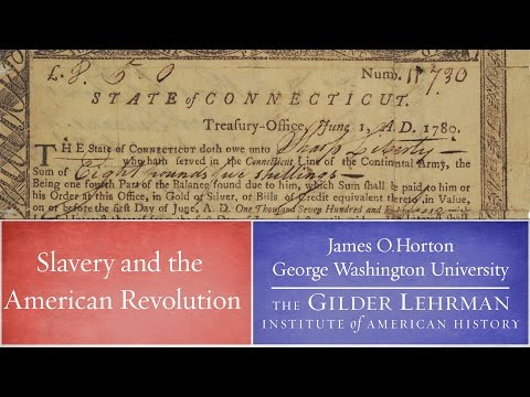 slavery and revolution Modern economic growth first emerged in britain at about the time of the first cotton textile factories of the industrial revolution urban and increasingly.